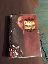 CARRIE, Stephen King (1974), HC, *True 1st Edition*