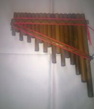 Genuine Small Andean Rondador Pan Pipes