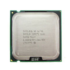 CPU Intel Core 2 Quad Procesador Q6700 (8M Cache, 2.66 GHz, 1066 MHz FSB)