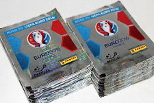 Panini ROAD TO UEFA EURO 2016 France STICKER – 100 TÜTEN PACKETS bustine sobres