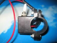 NEW HANDLE BAR HAZARD TOGGLE SWITCH for MOTORCYCLE QUADS TRIKES