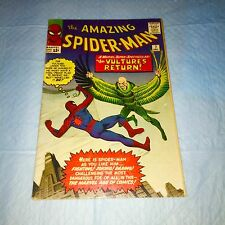 The Amazing Spider-Man #7 (1962) Vol1 Nice Clean Stan Lee & Ditko