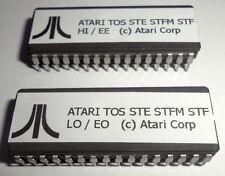ATARI ST STE STFM STF MEGA TOS ROMS 1.02 1.04 1.60 1.62 COMPUTER OS UPGRADE