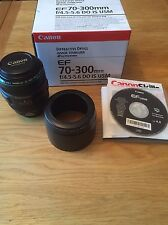 Canon EF DO IS USM 70-300mm F/4.5-5.6 IS USM DO Lens (9321A003AA)