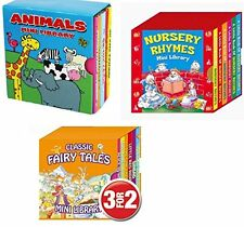 Mini Library Board Books - Bumper End of Season Sale - Special Gift Pack for Tod