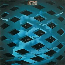THE WHO Tommy Vinyl Record LP Track 2657 002 EX