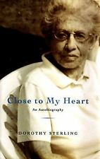 Close To My Heart: An Autobiography-ExLibrary