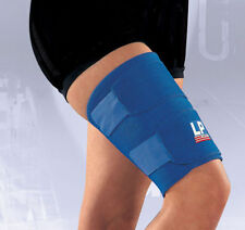 LP 755 ADJUSTABLE THIGH COMPRESSION SUPPORT Hamstring Quad Sleeve Injury Brace