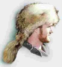 MOUNTAIN MAN'S FREE TRAPPER HAT FULL-SIZE PATTERN PLAN