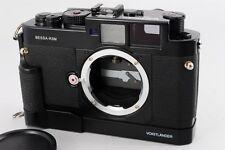 NEAR MINT Voigtlander Bessa R3M 250 Jahre Black Rangefinder Leica M Mount #188