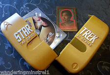 STAR TREK The Original Series Complete First Season DVD & Sulu Collectible Card