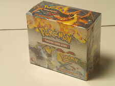 POKEMON CCG XY FLASHFIRE factory sealed Booster Box!  36 packs