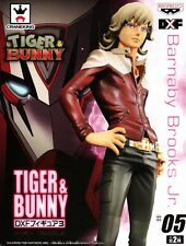 Barnaby Brooks Jr. DXF Figure Japan anime Tiger and Bunny Banpresto official