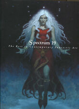 Spectrum 19 : The Best in Contemporary Fantastic Art-2012-Hardcover 1st Edition