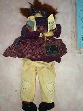 Attic Babies by Marty Maschino  #1 Teacher Primative Doll