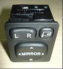TOYOTA HILUX VIGO FORTUNER Folding side view mirror adjustment switch-electrical