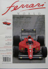Ferrari World magazine Issue 7  July/August 1990 365 GTB/4 Daytona