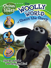 The Woolly World of Shaun the Sheep: Stories, Puzzles and Farmyard Fun!,GOOD Boo