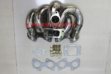 STEEL TURBO MANIFOLD VW GOLF JETTA PASSAT 1.8L 2.0L 16V T3/T4 TURBO MANIFOLD