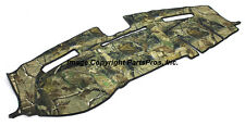 NEW Realtree AP Camo Camouflage Dash Mat Cover / FOR 2010-13 DODGE RAM TRUCK