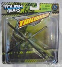 AH-64A Apache Attack Helicopter Die-cast Model From Maisto Tough Gears
