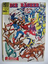 Hit Comics Nr.102, Die Rächer, BSV/Williams, Zustand 2