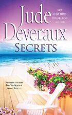 VG, Secrets, Jude Deveraux, 0743437195, Book
