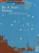 Be A Star! Hymns Worship Songs Tunes Church Learn to Play Piano Music Book 1