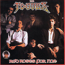 Red Roses For Me -- The Pogues -- New Irish Rock CD
