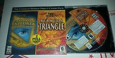 Lost Secrets Caribbean Explorer: Secrets of the Sea & Bermuda Triangle PC (NEW)