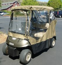Golf cart enclosure 2 seater - all weather
