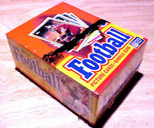 1988 Topps Football WAX ~ 36 Packs ~ NICE SHARP CELLOPHANE WRAPPED BOX