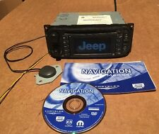 VIPER/RAM R/T SRT10 GTS RB1 NAVIGATION/GPS CD PLAYER RADIO STEREO KIT*OEM DODGE