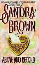 Above And Beyond - Sandra Brown (Paperback)