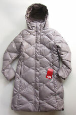 NEW $320 NORTH FACE MISS METRO PARKA DOWN JACKET WOMENS WINTER COAT M MED QUAIL