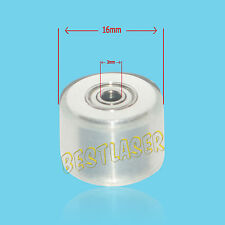 20 Pcs Pinch Roller White Silicagel Wheel For Vinyl Cutting Plotter High Quality