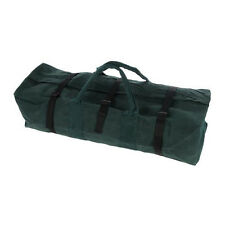 760mm (L) Large Canvas Tool Bag - Tool Box / Storage Container Carrier