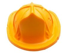 CHEESEHEAD™ FIREMAN HAT, NEW