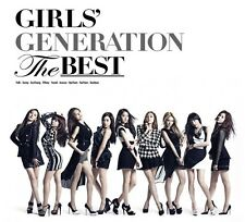 SNSD GIRLS GENERATION THE BEST First Limited Complete ED CD+Blu-ray Photo card