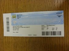 27/04/2013 Ticket: Manchester City v West Ham United  (Crease). Thanks for viewi