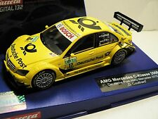 Carrera Digital 132 30561 AMG-Mercedes DTM Deutsche Post David Coulthard  Neu