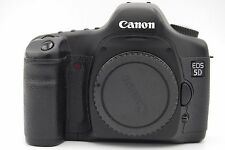 CANON EOS 5D 12.8MP 2.5''Screen Digital SLR Camera BODY ONLY