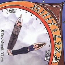It's About Time by Billy and Liza (CD, Jul-2005, SCI Fidelity Records)