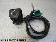 2008 KYMCO QUANNON 125 (2008) Switch Gear Left Hand