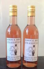 Personalised Wine Bottle Labels! Wedding, Favour, gift, Celebration