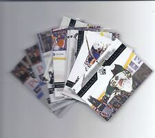13-14 2013-14 SP AUTHENTIC MOMENTS - FINISH YOUR SET - LOW SHIPPING RATE