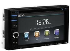 New Car Audio Media Cd Dvd Player Unit.Dual Din.Amplify Receiver.Remote.Fm.Am.