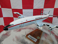 SUPER G Connie HB-IBY Constellation Swiss Air Riesig / Avion / Aircraft YakAir