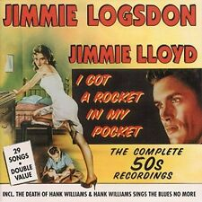 I Got a Rocket in My Pocket [Jimmie Logsdon]4000127156501 LIKE NEW,FREE SHIP USA