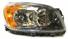 Toyota RAV 4 MK II 2008-2012 Right Front head lamp lights for USA models Black
